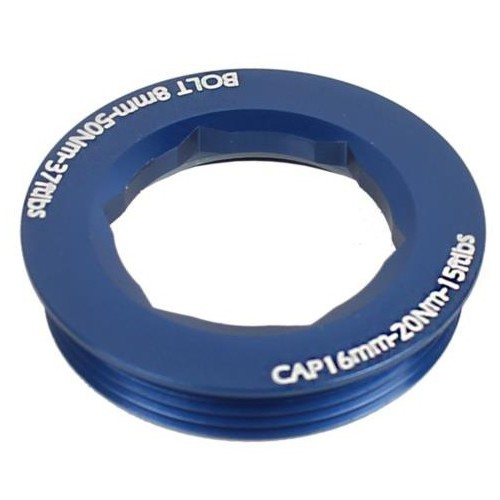 Cache vis Cinch XC/AM - bleu