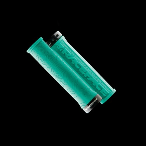 Grips HALF NELSON avec 1 collier - turquoise