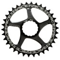 Plateau Direct Mount - 28t - noir - SRAM uniquement - 2018