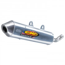 GAS GAS 250/300'07-11 T-CORE 2 SPARK ARRESTOR SIL