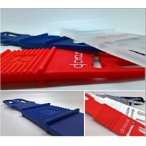Strap silicone CYCLYK - rouge