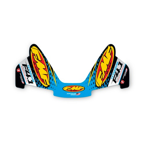 FMF FCTRY 4.1 TITANM RCT WRAP DECAL RPLCMT ( VERSION 2)