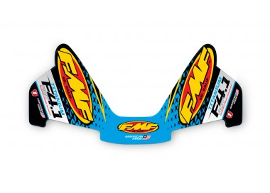 FMF FCTRY 4.1 TITANM RCT WRAP DECAL RPLCMT