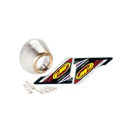 FCTRY 4.1 S/S REPLACEMENT REAR CONE CAP