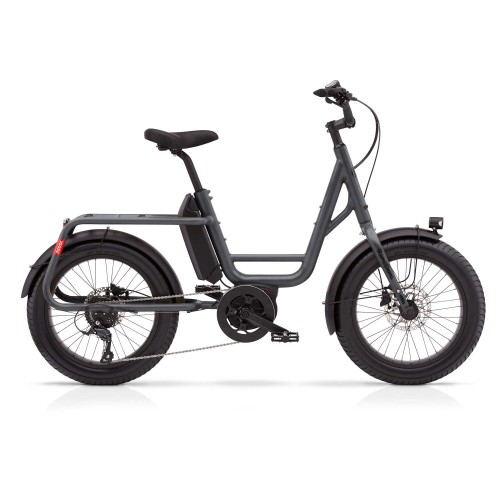 RemiDemi - Bosch Perf 500Wh- Anthracite Gray (gris)
