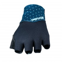 Gants RC1 SHORTY WOMAN - BLACK/BLUE (noir/bleu)