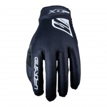 Gants XR-LITE KIDS - BLACK/WHITE (noir/blanc) - L/05