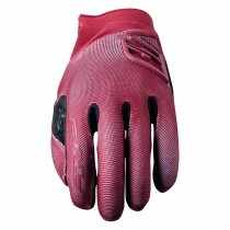 Gants XR-TRAIL GEL WOMAN - BURGUNDY (bordeaux)