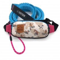 Corde de traction Tow Rope + sac Hip Pack