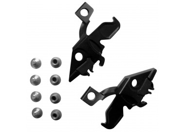 Spacing pin Pack DBX/GPX Pro 0mm