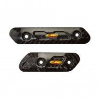 YAM YZ250F'14-18/450F'14-17 CRBN HEAT SHIELDS-SET