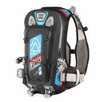 Sac hydratation DBX Enduro Lite 2.0 - noir/bleu/orange
