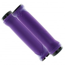 Grips LOVEHANDLE avec colliers - violet
