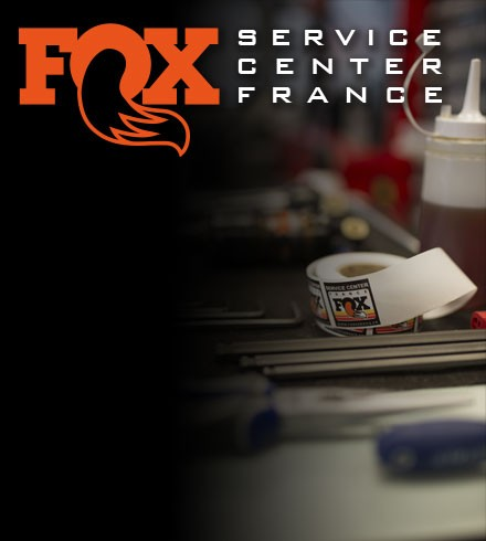 Le centre de maintenance de vos suspensions et tiges de selle Fox